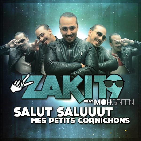 Salut saluuut mes petits cornichons (feat. DJ Moh Green) - Single