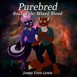 Purebred: Soul of the Mixed Blood: The Thurian Saga, Book 5 (Unabridged) audiobook