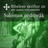 KABB - Salomos ordspråk (Bibel2011 - Bibelens skrifter 20 - Det Gamle Testamentet) artwork