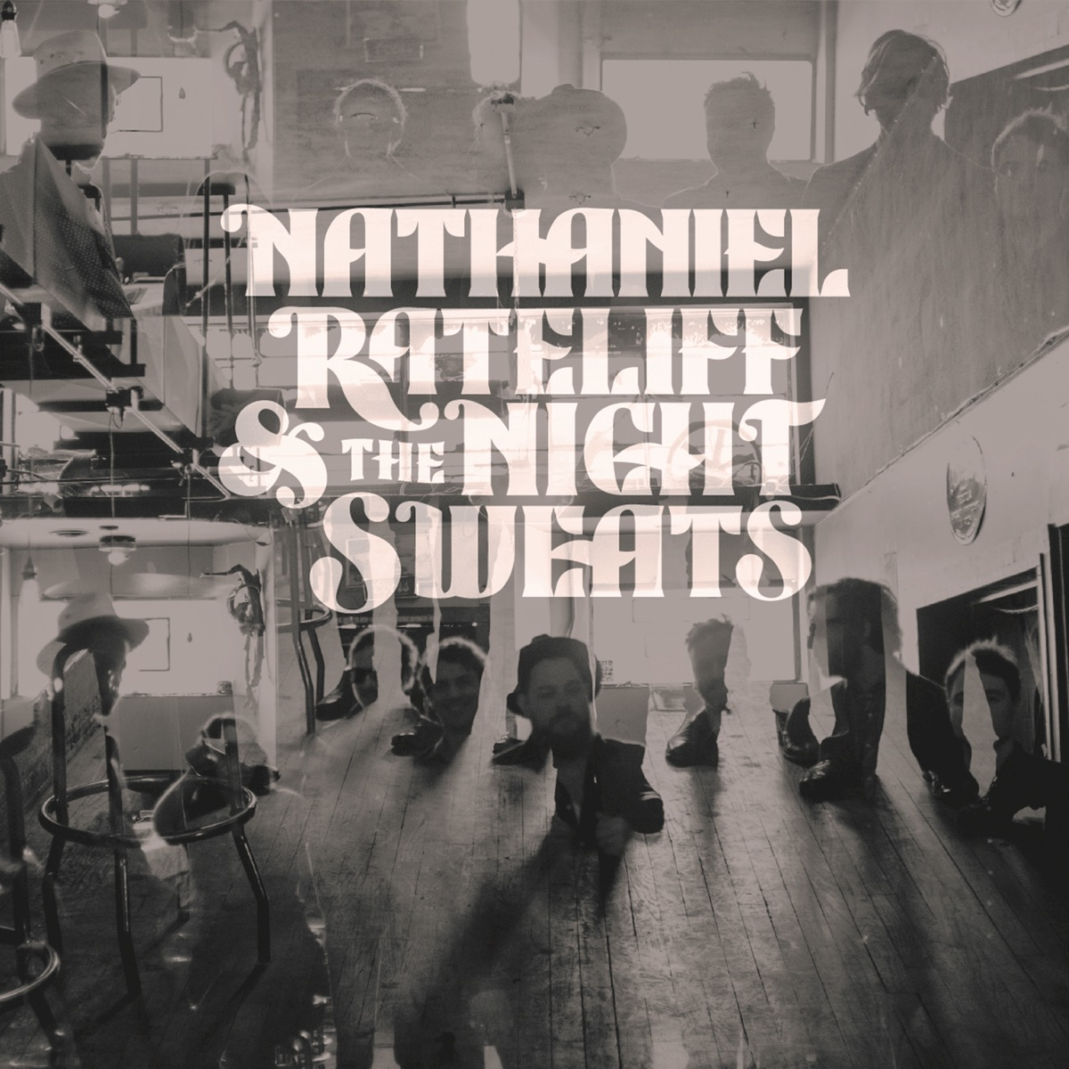 SOB - Single Nathaniel Rateliff  The Night Sweats CD cover