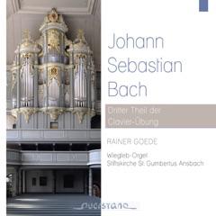 Johann Sebastian Bach: Dritter Theil der Clavier-Übung