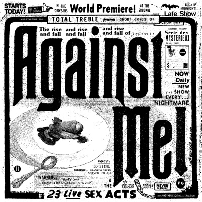 23 Live Sex Acts - Against Me!