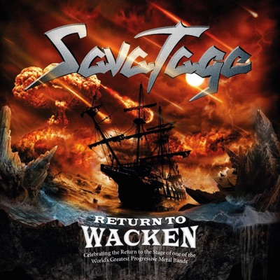 Return to Wacken (Celebrating the Return On the Stage of One of the World's Greatest Progressive Metal Bands) - Savatage