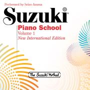 Suzuki Piano School, Vol. 1 - Seizo Azuma - Seizo Azuma