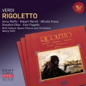 Georg Solti - Rigoletto: Act I: Gualtier Maldé, Caro nome
