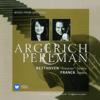 """Beethoven: Violin Sonata No. 9 """"Kreutzer"""" - Franck: Violin Sonata - Itzhak Perlman"""