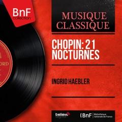 Chopin: 21 Nocturnes (Mono Version)