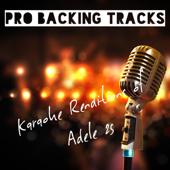 Karaoke Renditions of Adele 25