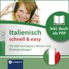 Christina Neiske - Italienisch schnell & easy - Fokus Wortschatz und Redewendungen: Compact SilverLine - Italienisch artwork