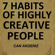 Can Akdeniz - 7 Habits of Highly Creative People: A Book Full of Tools Able to Change the Way You Are Doing Things and the Results You Have Been Getting so Far (Unabridged)