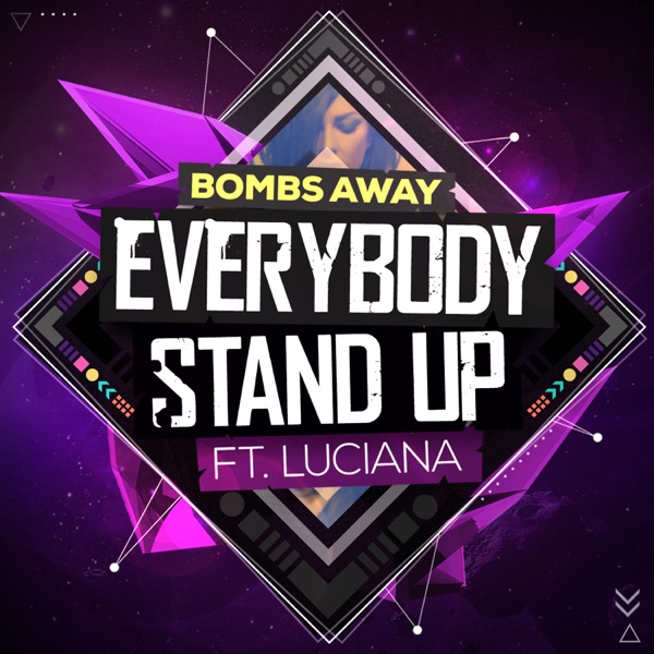Everybody Stand Up (Radio Edit) [feat. Luciana]