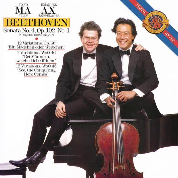 Beethoven: Cello Sonata No. 4 & Variations