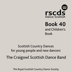 RSCDS Book 40 and Children's Book