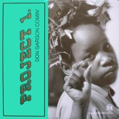 Don Gargon Comin' - EP