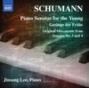 Piano Sonata No. 3 in F Minor, Op. 14: IV. Presto possible