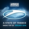 A State of Trance Radio Top 20 - January 2016 ジャケット写真