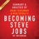 Instaread - Becoming Steve Jobs by Brent Schlender and Rick Tetzeli - Summary & Analysis: The Evolution of a Reckless Upstart into a Visionary Leader (Unabridged)