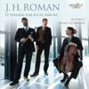 J.H. Roman: 12 Sonatas for Flute and B.C., Musica Ad Rhenum