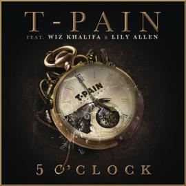 5 O Clock Feat Wiz Khalifa Lily Allen