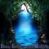 Elves, Fairies, And Merfolk