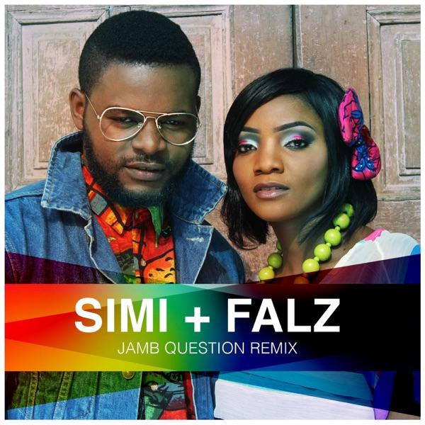 Jamb Question (Remix) [feat. Falz] - Single
