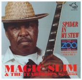 Magic Slim & The Teardrops - The Moon Is Full
