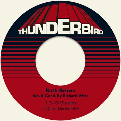 5-10-15 Hours - Single - Ruth Brown