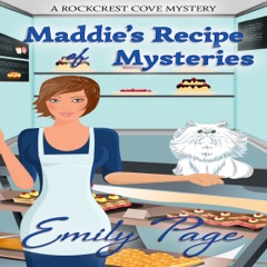 Maddie's Recipe of Mysteries: A Rockcrest Cove Cozy Mystery, Book 1 (Unabridged)