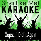 Oops... I Did It Again (Karaoke Version)