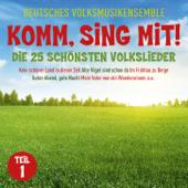 Komm sing mit! Die 25 schönsten Volkslieder, Teil 1