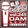 最新ヒット曲カラオケ Vol.245