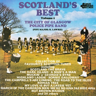 Scottish Pipe Band Music by City of Glasgow Police Pipe Band on
