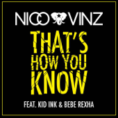 That's How You Know (feat. Kid Ink & Bebe Rexha) - Nico & Vinz