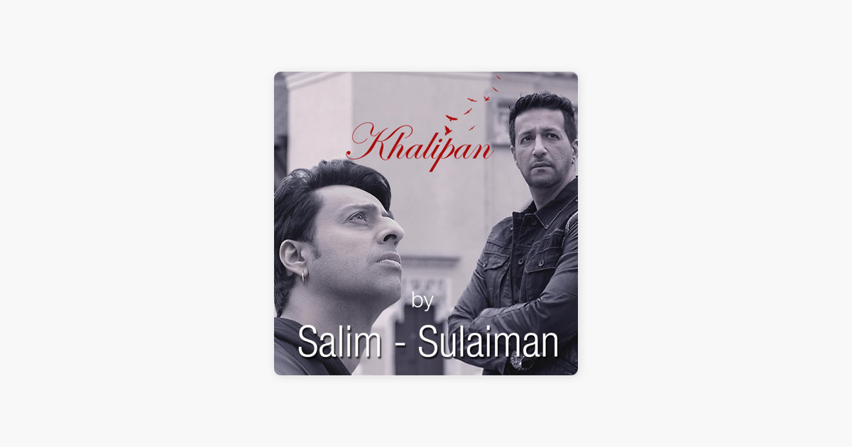 Khalipan Single Von Salim Sulaiman Bei Apple Music