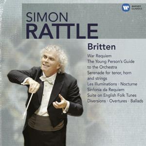 Sir Simon Rattle - Britten