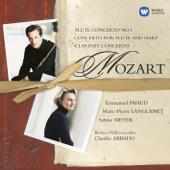 Mozart:Flute, Flute & Harp & Clarinet Concerti