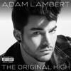 Adam Lambert - Ghost Town artwork