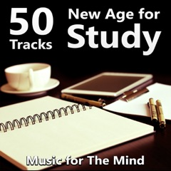 50 Tracks New Age for Study - Instrumental Music for Concentration, Calm Background Music for Homework, Brain Power, Relaxing Music, Exam Study, Music for the Mind