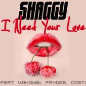 I Need Your Love (feat. Mohombi, Faydee & Costi)