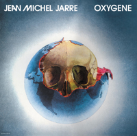 Jean-Michel Jarre - Oxygène artwork