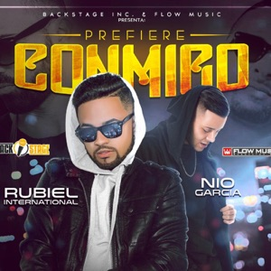 Prefiere Conmigo (feat. Nio Garcia) - Single Mp3 Download