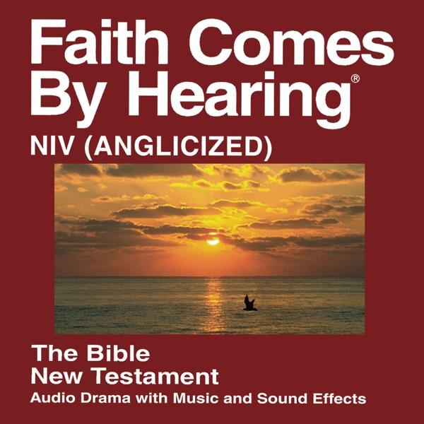 NIV Bible (Anglicized) - New International Version (Dramatized)