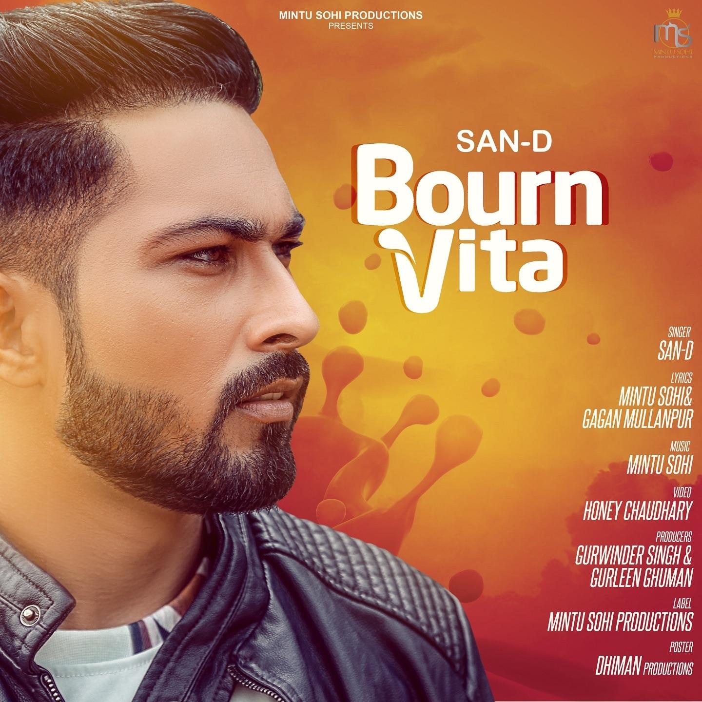 Bourn Vita - Single