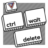 Podcast cover art for Ctrl-Walt-Delete