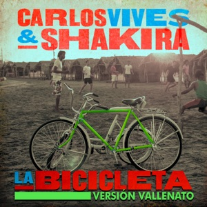 La Bicicleta (Versión Vallenato) - Single Mp3 Download