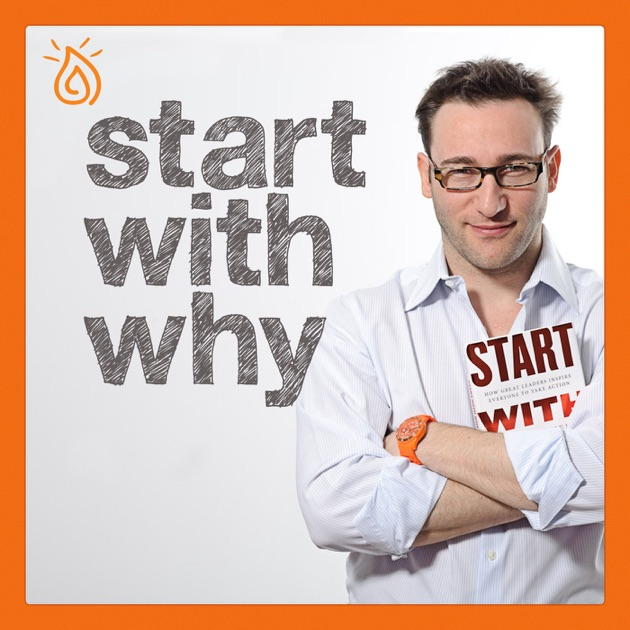 start with why Start with why is based on a ted talk sinek gave in 2009 the talk has since had more than 35 million views and is the third most watched ted talk of all time the book's themes include influence, the purpose of work, and authenticity.