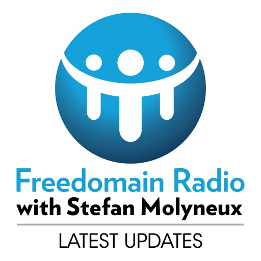 Cover image of Freedomain Radio with Stefan Molyneux