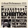 Mussorgsky: Pictures At an Exhibition & Night On Bald Mountain - Leonard Bernstein & New York Philharmonic