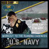 Workout to the Running Cadences of the U.S. Navy Seals