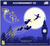 Songs from Peter Pan: Karaoke